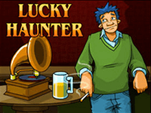 Игровой автомат Lucky Haunter в Казино Вулкан
