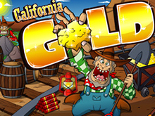 California Gold в казино Вулкан