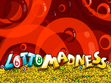 Lotto Madness в казино Вулкан